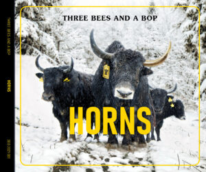 Horns - Three Bees and a Bop